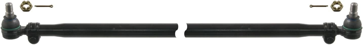 febi bilstein 18941 Tie Rod with castle nuts and cotter pins pack of one