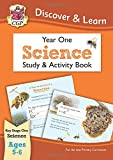 KS1 Discover & Learn: Science - Study & Activity Book, Year 1