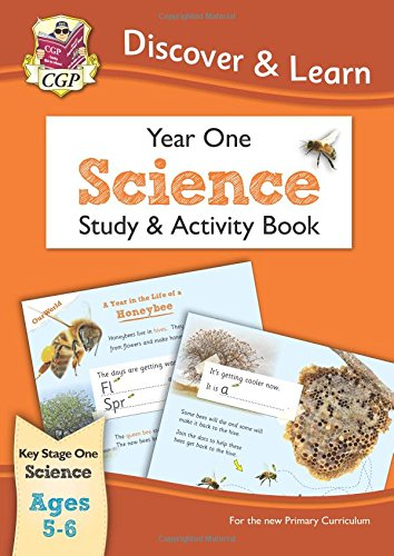 KS1 Discover & Learn: Science - Study & Activity Book, Year