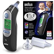 Braun ThermoScan 7 Ohrthermometer mit Age Precision, IRT6520B