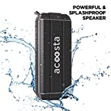 ACOOSTA Bold 370, IPX5 Waterproof, Portable Wireless Bluetooth Speaker with Bass, 3600 mAh