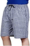 #10: SSB Pure Cotton Casual Solid Grey Boxers For Men's