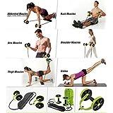 Fitness Exerciser Revoflex Xtreme Fitness Resistance Exerciser By Drake (Black And Green)