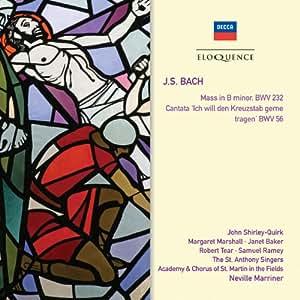 Bach: Mass in B Minor/ Cantata BWV 56