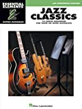 Jazz Classics: Essential Elements Guitar Ensembles - Late Intermediate Level