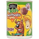 Crosse y Blackwell 4 Kids Scooby Doo Albóndigas en salsa de 370g