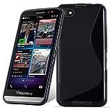 Blackberry Z30 Silikon-Hülle in SCHWARZ von Cadorabo -