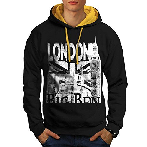 big-ben-london-tour-england-city-men-new-black-gold-hood-l-contrast-hoodie-wellcoda