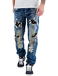 Cipo & Baxx Homme Jeans / Jeans Straight Fit Ultimate