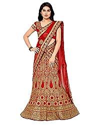 Naaidaakho Silk Lehenga Choli (16_SW_401_Red_Free Size )
