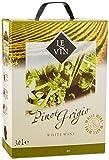 Le Vin Pinot Grigio Ungarn 1er Pack (1 x 3 l)