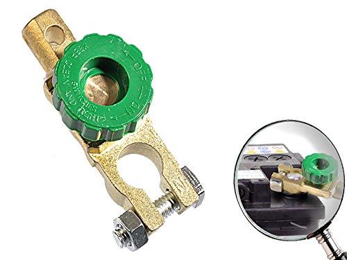 Batterie Trennschalter mit Schnelltrennschraube 6 - 24 V