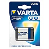 Varta 2CR5 Photo Lithium Batterie 6V, 1400mAh