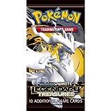 #10: Pokemon Black and white legendary treasures cards