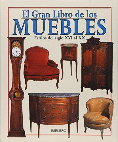 Gran libro de los muebles, el por Francis Rousseau
