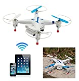 Cheerson CX-30W WIFI Controlled RC Quadcopter With Transmitter