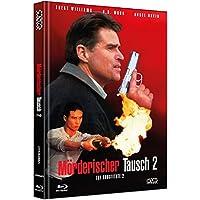 Möderischer Tausch 2 -   Substitute 2: School's Out  [Blu-Ray+DVD] - uncut - auf 444 limitiertes Mediabook Cover A
