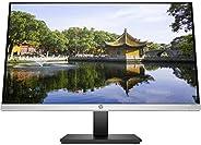 "HP 24mq - Monitor de 23.8"" (QHD, 2560 x 1440 pixeles, tiempo de respuesta de 5 ms, 1 x HDMI, 1 x VGA,"