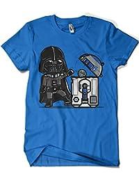 209-Camiseta Premium, Star Wars - Robotictrashcan (Donnie)