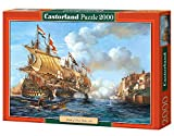 Castorland C-200245-2 - Copy Battle of Porto Bello, 1739.Puzzle, Klassische Puzzle