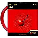 Kirschbaum Pro Line No. II 12m rot PolyesterGr. 1,25 mm