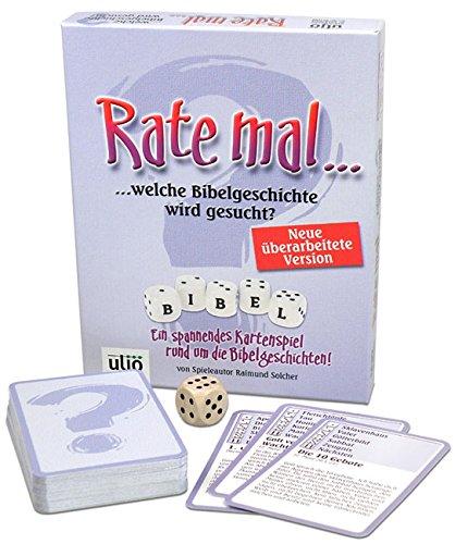 "°°1288 Kartenspiel ""Rate mal..."""