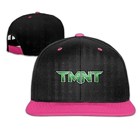 Hittings Teenage Mutant Ninja Turtles Unisex Hip Hop Baseball Cap&Hat Pink