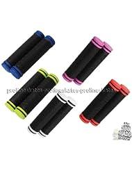Madd Gear Mgp Headcase - Puños para patinete multicolor negro /rojo