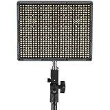 Aputure Amaran 672S LED Video (CRI95+, Mando a distancia 2.4G FSK) Para Videocámara