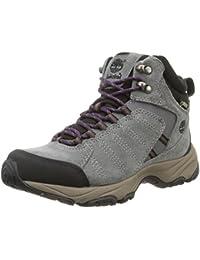 Timberland Translite FTP_Tilton Mid GTX - Zapatos con cordones de cuero para mujer