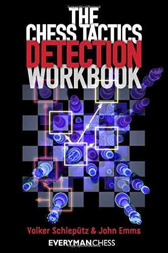 The Chess Tactics Detection Workbook (Everyman Chess) by Volker Schlep??tz (2015-03-07)