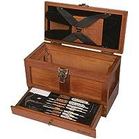 OUTERS Bauletto Kit Pulizia 25 pezzi + Gun Vise #70084