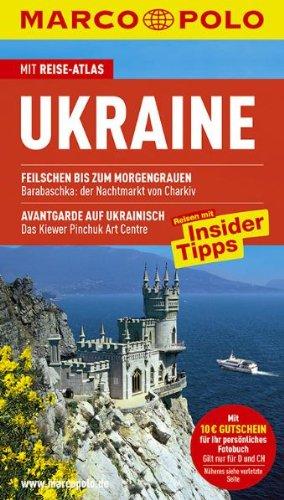 MARCO POLO Reiseführer Ukraine