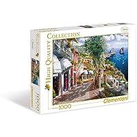 Clementoni 39257 - Puzzle Capri, Collezione Alta Qualità, 1000 pz.