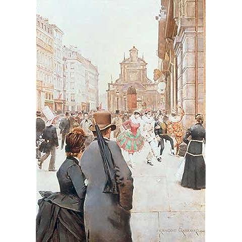 Impresión artística / Póster: Franz Gailliard