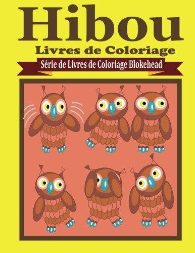 Hibou Livres de Coloriage