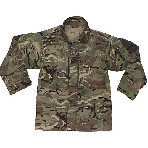 shirtmachine Orig. Britische Feldjacke MTP-Tarn Combat gebr. (190/96) - Der Armee Union Mantel
