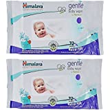 Himalaya Baby Wipes 72 Pcs ( Pack Of 2)
