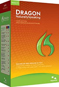 Nuance Dragon Naturally Speaking 12.0 Home