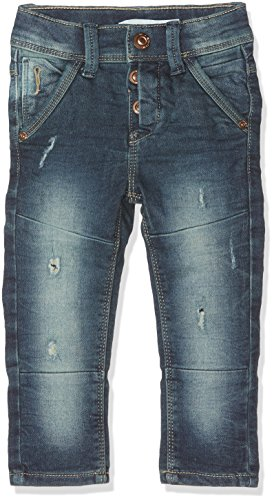 NAME IT Baby-Jungen Jeans Nitthorson Slim Dnm Pant Mini Noos, Blau (Medium Blue Denim), 92