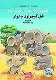 Der schlaue kleine Elefant: Kinderbuch Deutsch-Persisch mit mehrsprachiger Audio-CD