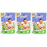 Bella Baby Happy Maxi Windeln Gr. 4 Monatsbox 8-18kg Sparpack (3x66 = 198 Stk.)