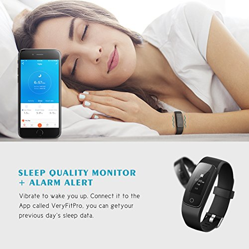 Fitness Tracker, Mpow Bluetooth 4.0 - 5