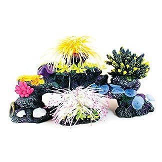 Aqua One Copi Combined Coral B Aquarium Ornaments, Medium, 40 x 20 x 20 cm 515waakkFNL