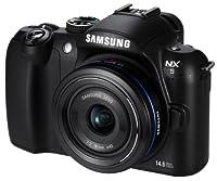 Samsung NX NX5 - Cámara Digital (14,6 MP, Bridge Camera, CMOS, TTL, Auto...