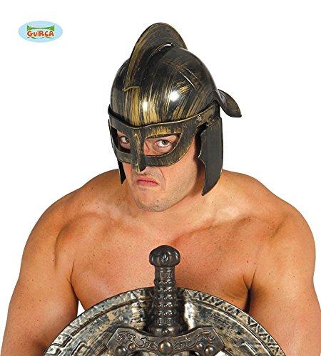 Helm für Gladiator Soldat oder Römer für (Helm Römischen Kostüm Römischer Zubehör Soldat)