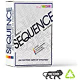 Kids Mandi™️ Make A Sequence Board Game | Family Card Game for Adults Kids Sequence Game