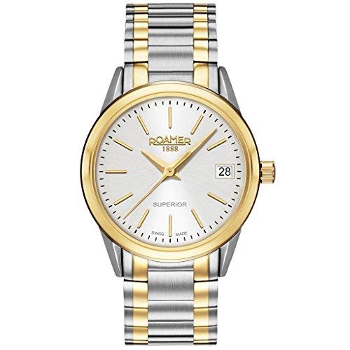 Roamer orologio donna Superior 3H Ladies 508856 47 15 51