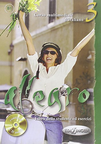 allegro-3-libro-dello-studente-ed-esercizi-book-and-cd