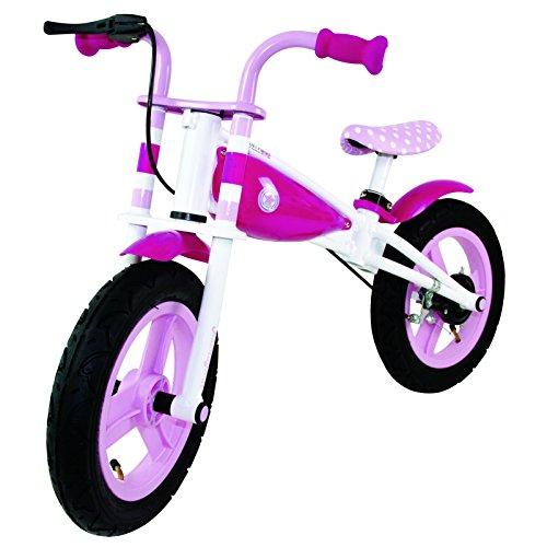 """ItsImagical - 12 Velobike: bicicleta rosa sin pedales. Evolutiva 12""""  (Imaginarium 88501)"""